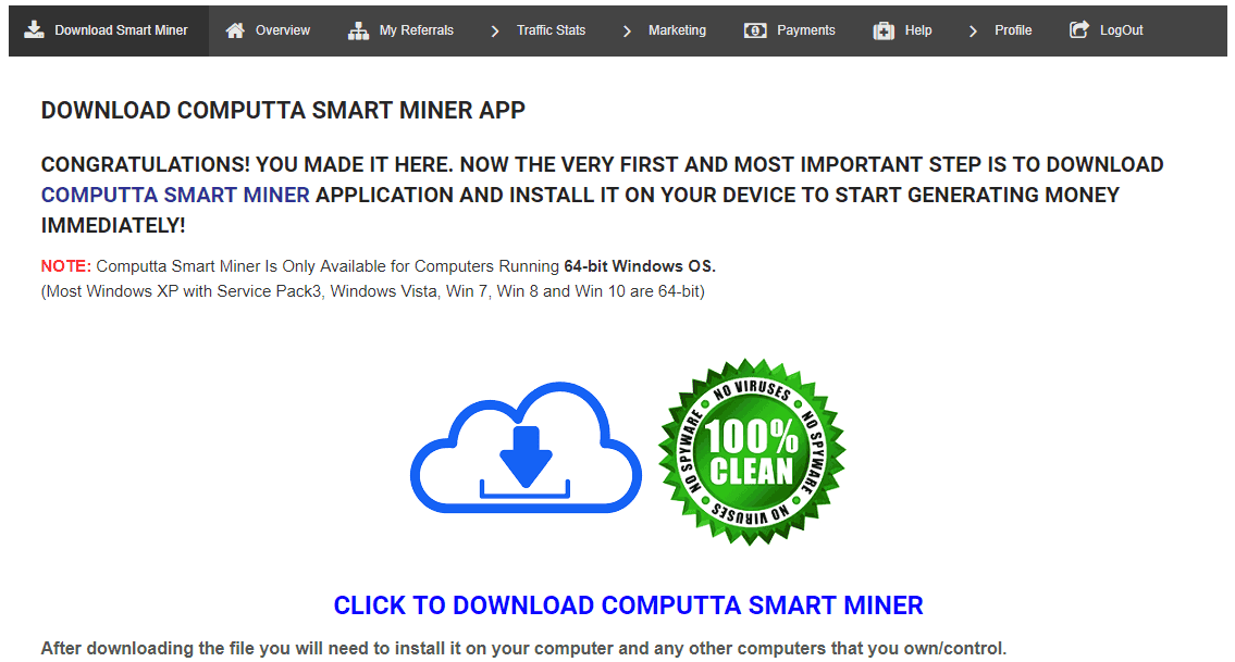 Download Smart Miner