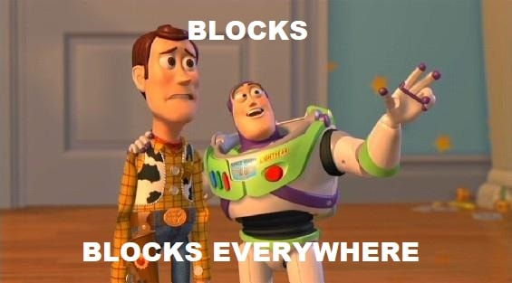 Blocks Everywhere