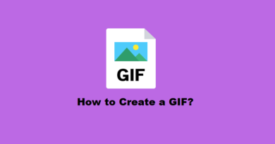 How to Create a GIF in Wordpress