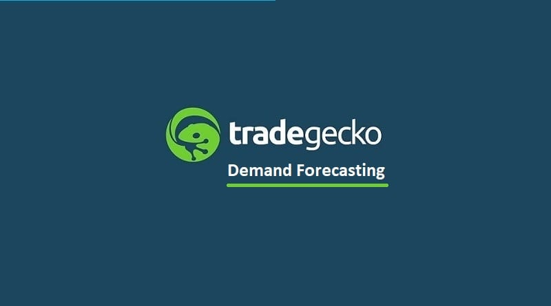 TradeGecko Demand Forecasting