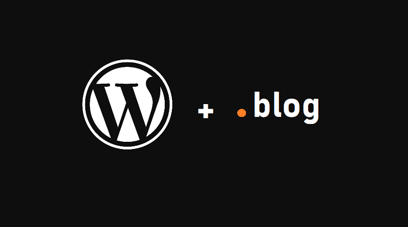 Wordpress Free .blog subdomain
