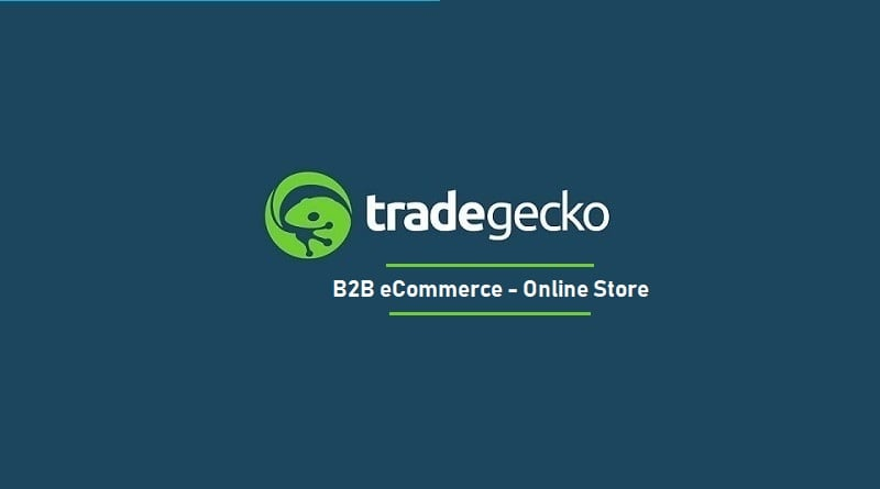 TradeGecko B2B eCommerce - Create Online Store - Wholesale Customers