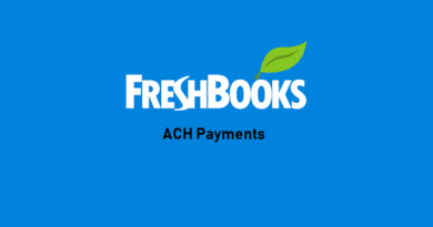 FreshBooks ACH Payments