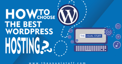 How to pick the right WordPress Hosting Service