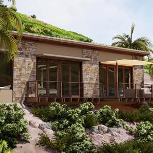 Oil Nut Bay Resort