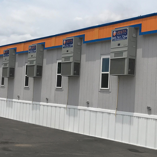 48'x60' modular building