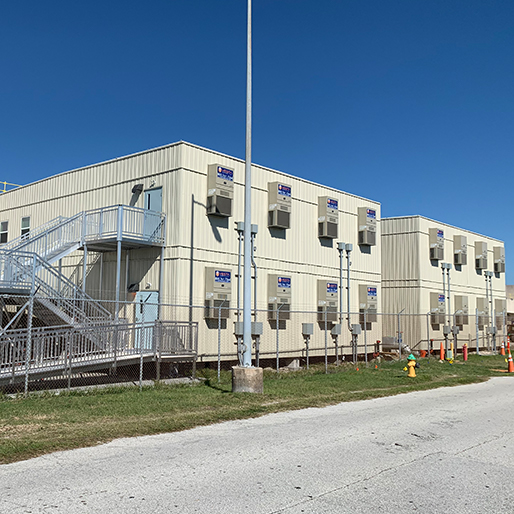 military building