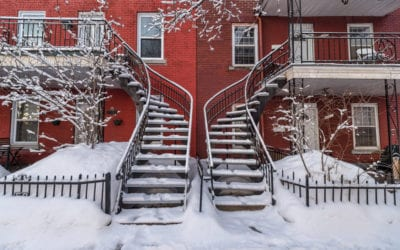 7 Tips for Moving on a Winter Day in Montreal