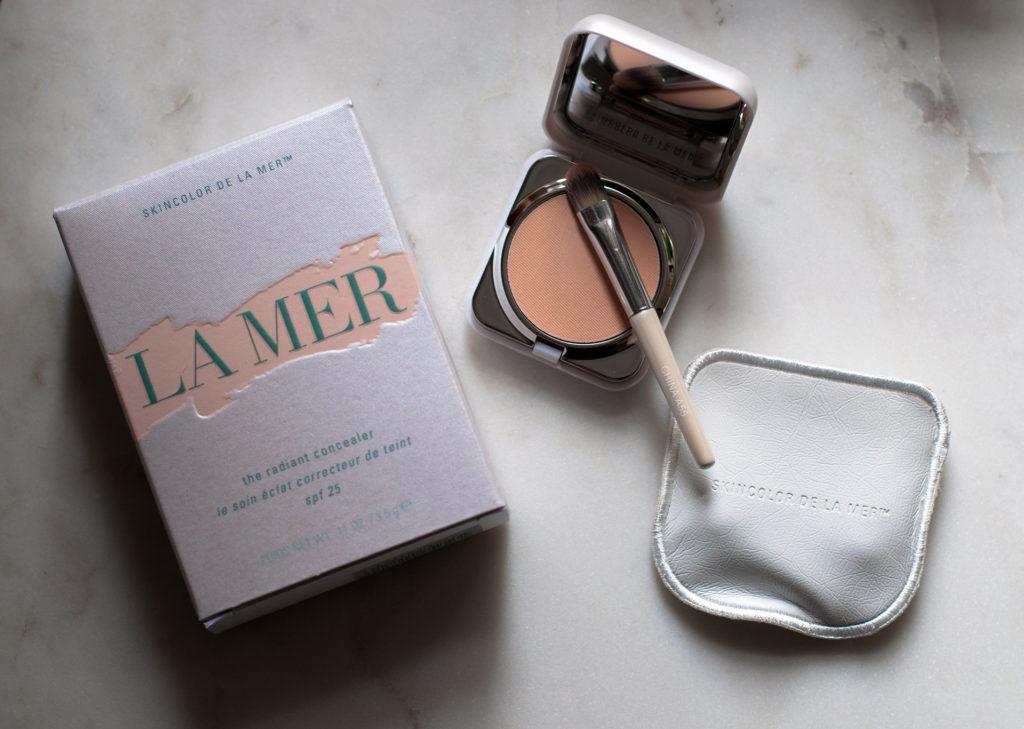 creme de la mer concealer sarenabee beauty makeup