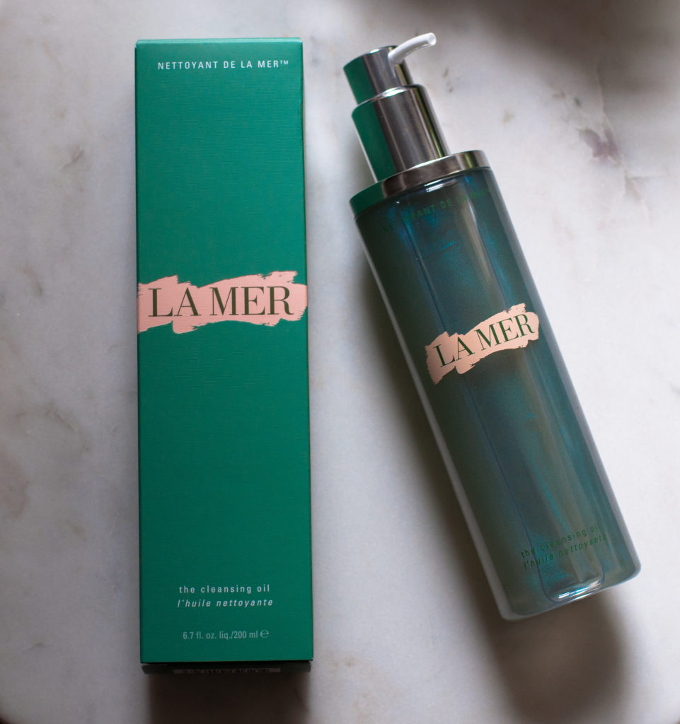 creme de la mer sarenabee oil beauty