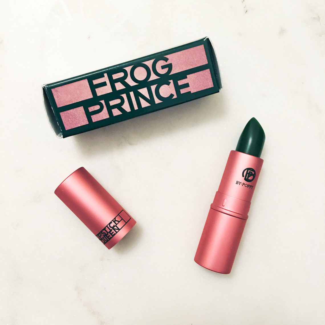 frog prince lipstick beauty sarenabee