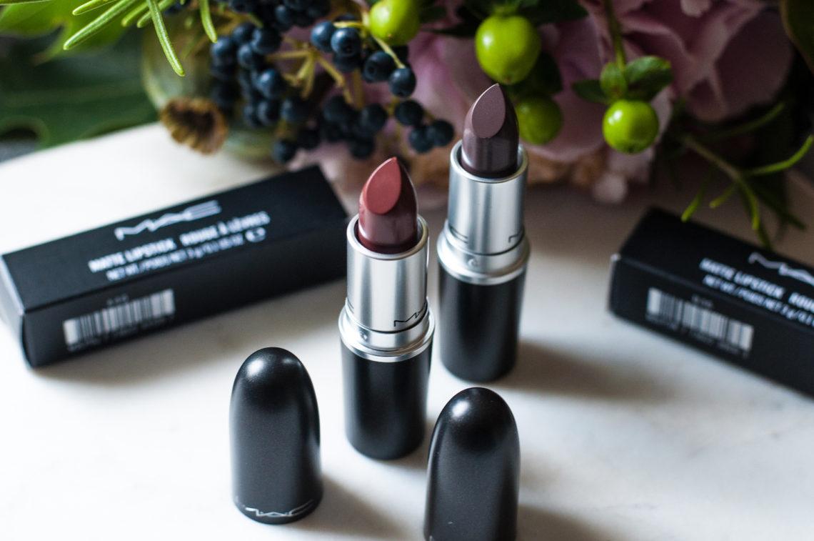 mac lipstick review 2016