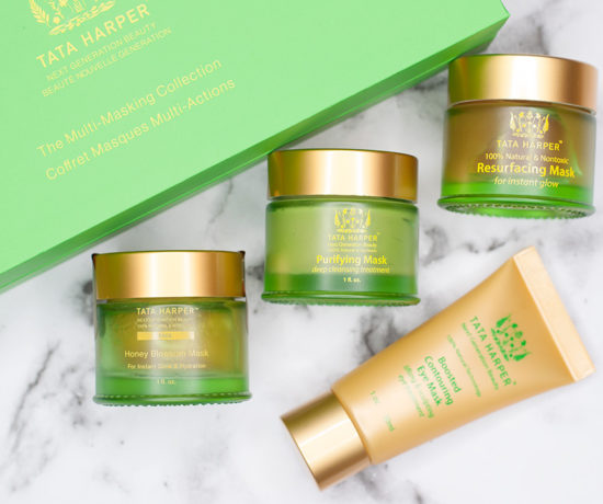Tata Harper Beauty Multi-Masking Collection Sarenabee