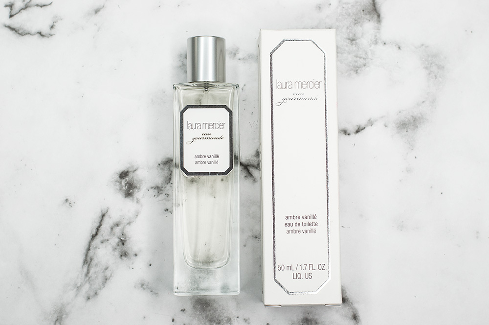 Laura Mercier Ambre Vanille Eau de Toilette - A Space NK Beauty Haul via Sarenabee.com