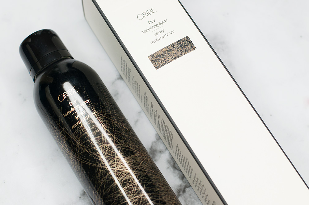 Oribe Dry Texturizing Spray - A Space NK Beauty Haul via Sarenabee.com