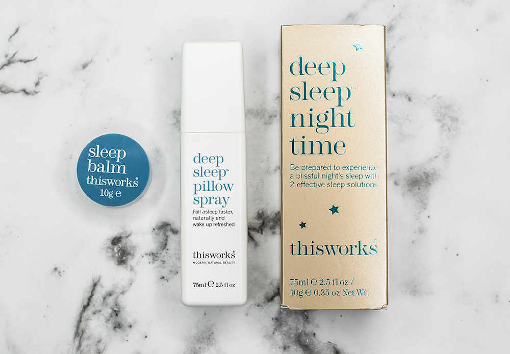 This Works: Deep Sleep Night Time - A Space NK Beauty Haul via Sarenabee.com