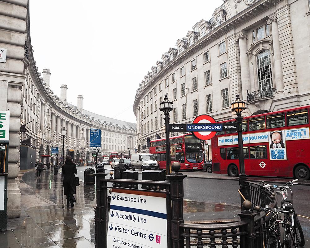 A Day Trip City Guide to London - via Sarenabee.com