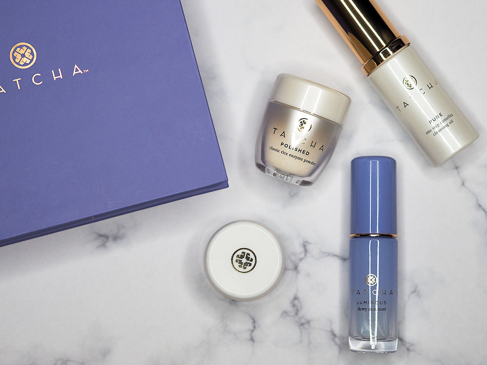 Tatcha: The Best Sellers Set From Sephora Review via Sarenabee.com
