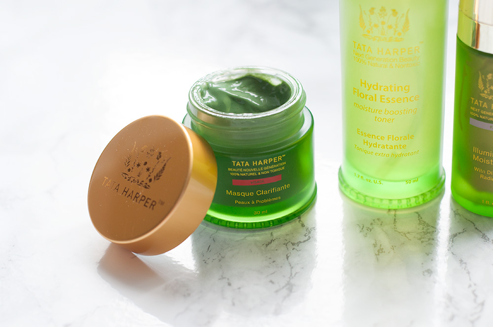 Tata Harper: Clarifying Mask Review via Sarenabee.com