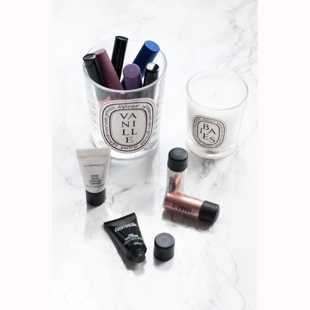 Mac Cosmetics: Travel Mini's via Sarenabee.com