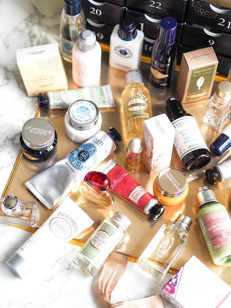 L'Occitane Beauty Advent Calendars for 2017 via Sarenabee.com