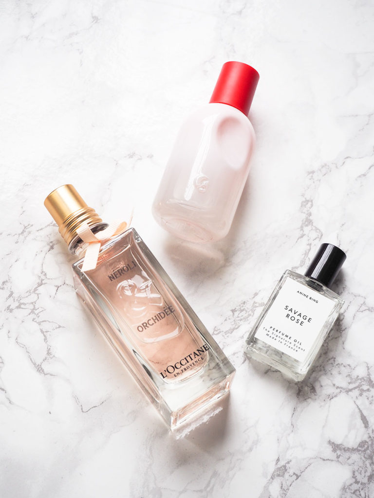 Fragrances: Jumping into the New Year with Glossier, L'Occitane and Anine Bing