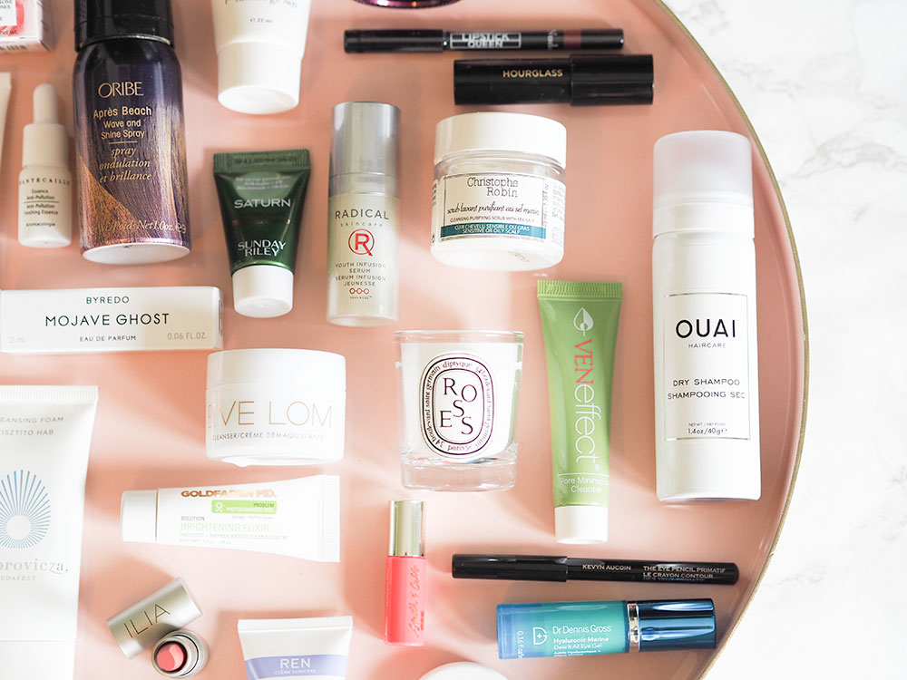 Space NK Spring Beauty Edit Gift With Purchase via Sarenabee.com