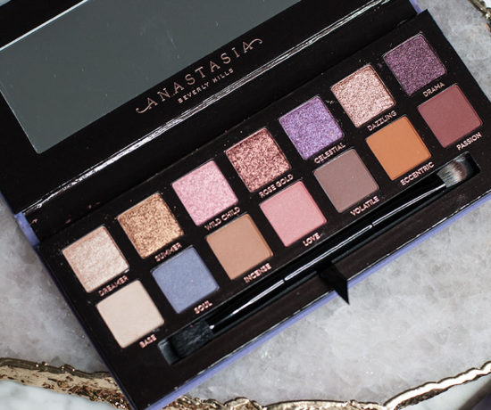 Anastasia Beverly Hills Norvina Eyeshadow Palette via Sarenabee.com