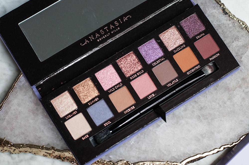 Anastasia Beverly Hills Norvina Eyeshadow Palette via Sarenabee.com