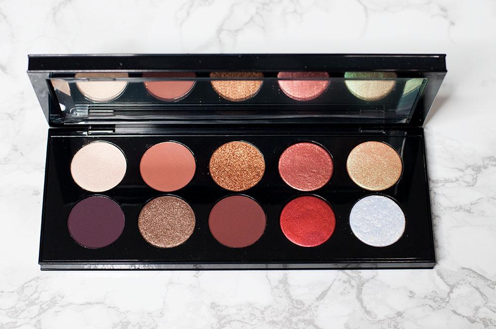 Pat McGrath Bronze Seduction V Eyeshadow Palette via Sarenabee.com