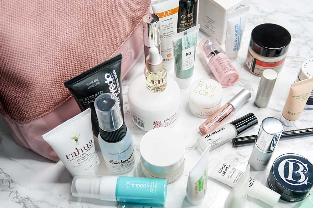 Space NK: Spring Beauty Edit GWP via Sarenabee.com