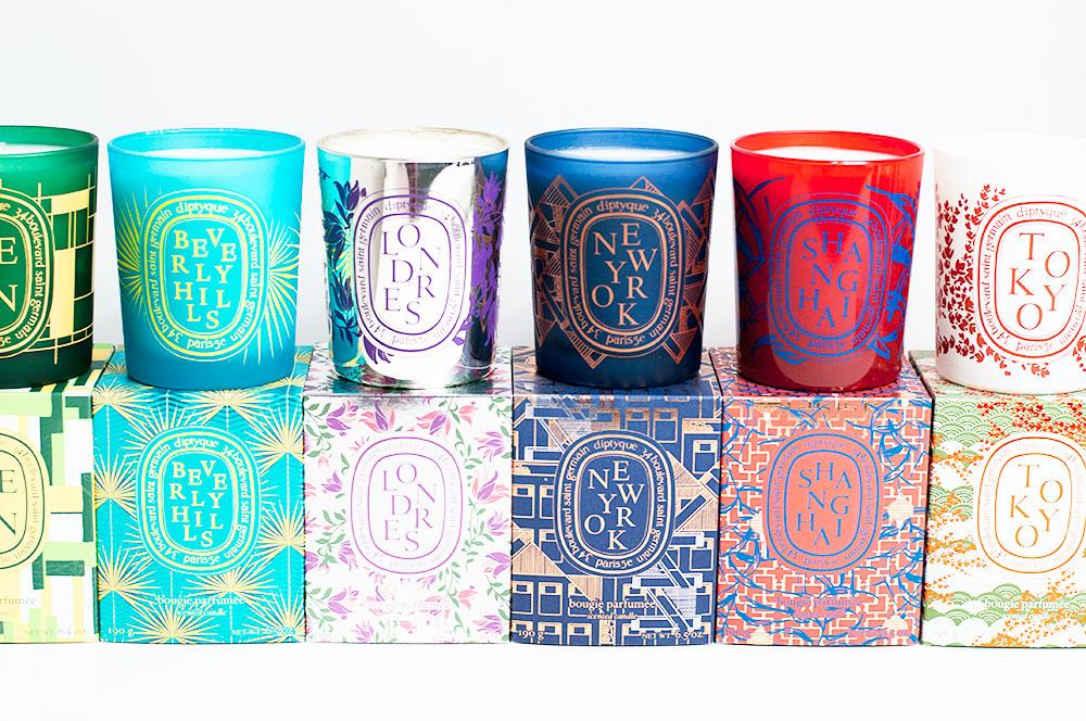 Diptyque City Candles Review via Sarenabee.com