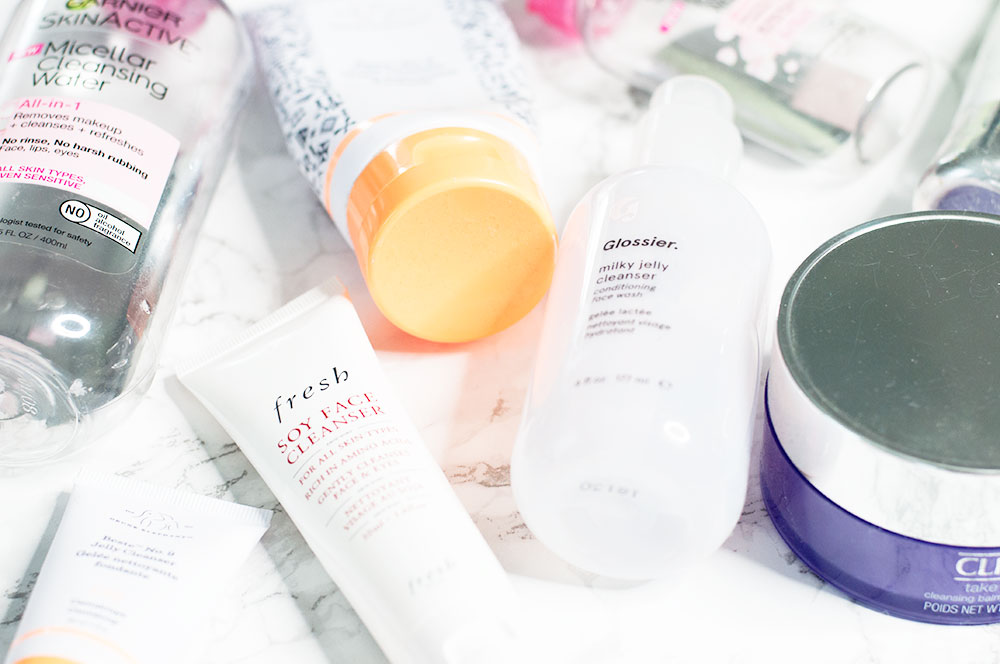 Product Empties: Skincare via Sarenabee.com