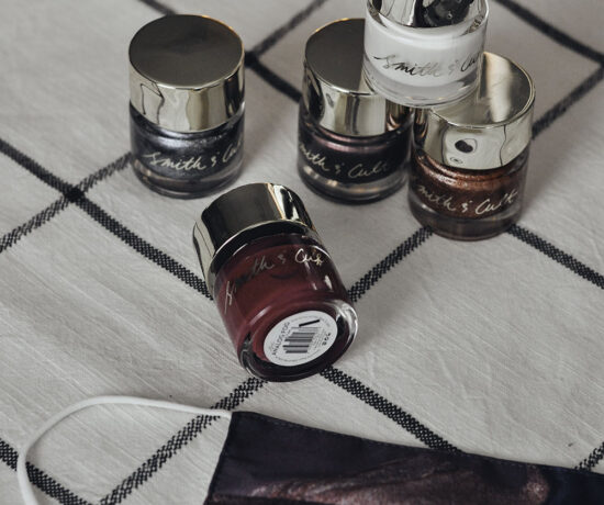 Smith and Cult Nail Polish Winter Edition via Sarenabee.com