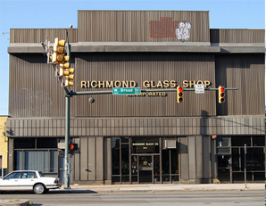 RichmondGlass_before