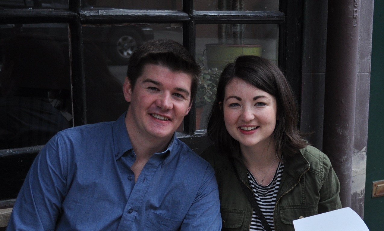 Humans of Honeyfi – Meghan and Tim