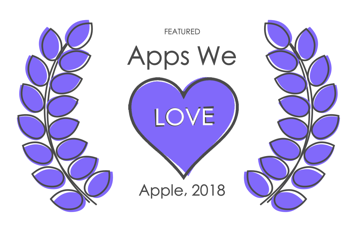 "Honeyfi Featured in Apple's ""Apps We Love"""