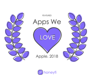 Honeyfi Named Apps We Love By Apple
