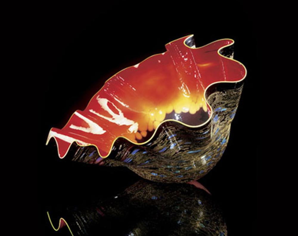 Wiener Museum Flame Red Macchia