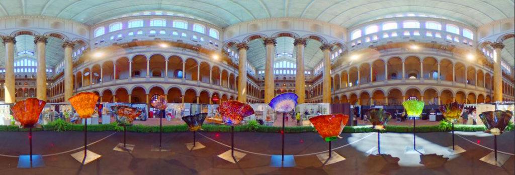 Wiener Museum Smithsonian 360 View