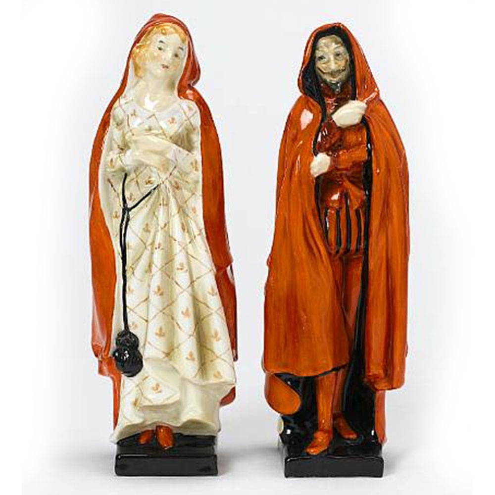 Wiener Museum Mephistopheles And Marguerite