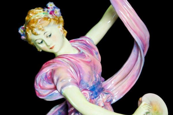 Wiener Museum Royal Doulton Dancer