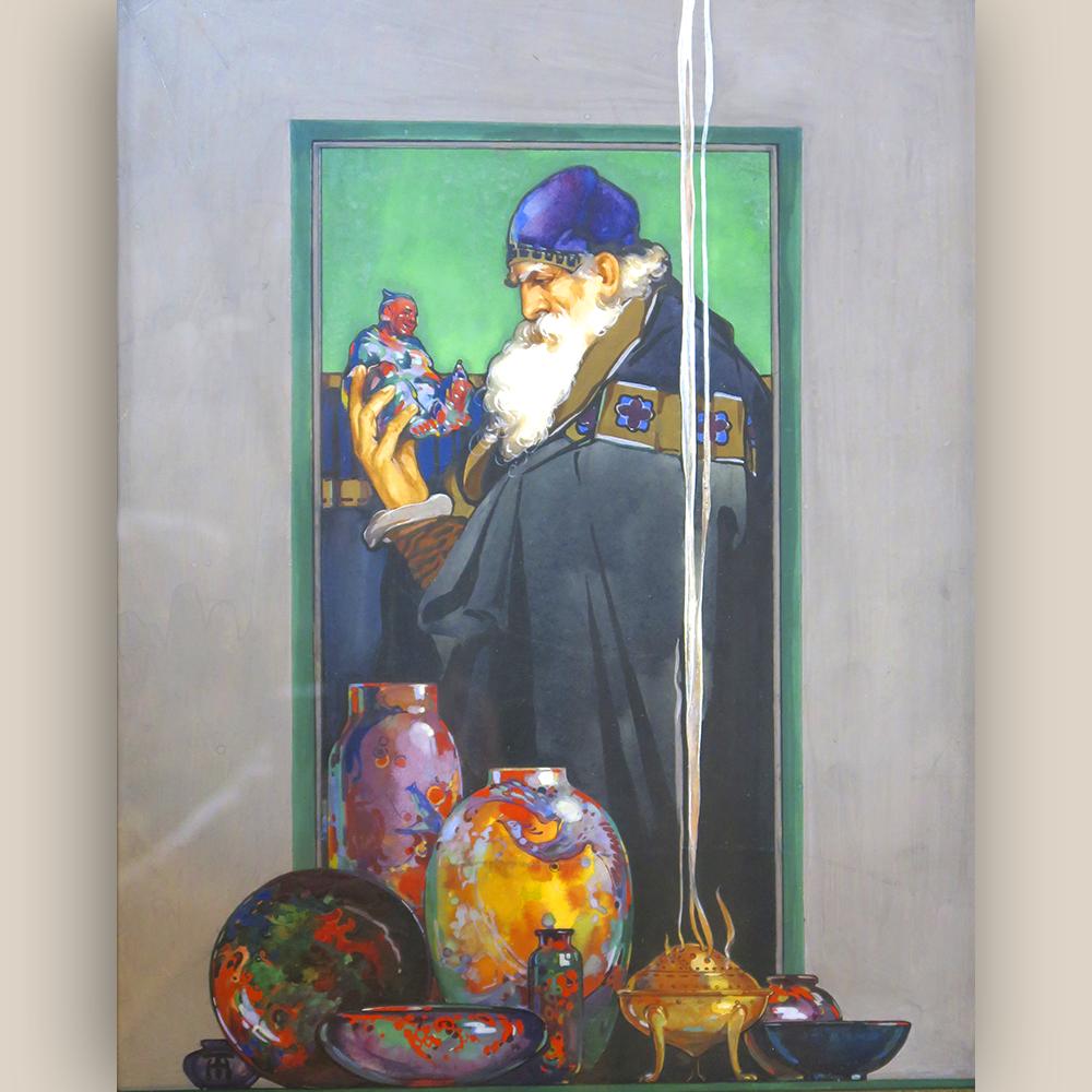 Wiener Museum Alchemist Picture