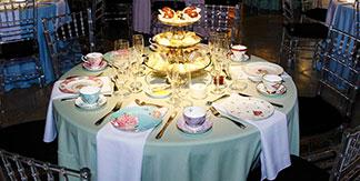 Wiener Museum Tea Party Event