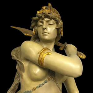 WMODA-Queen of the Amazons #1741 Detail by Cherc c.1898