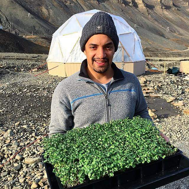 PRESS RELEASE: GreenStalk Vertical Gardens Make it Possible to Grow in the Arctic