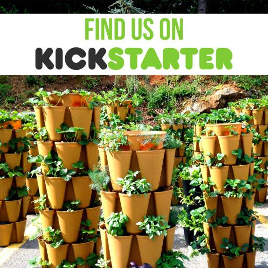 The BIGGEST News Since GreenStalk: We're on Kickstarter!