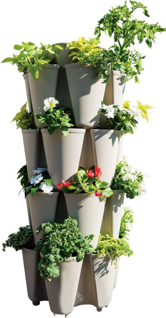 Greenstalk Vertical Garden A Vertical Garden That Grows
