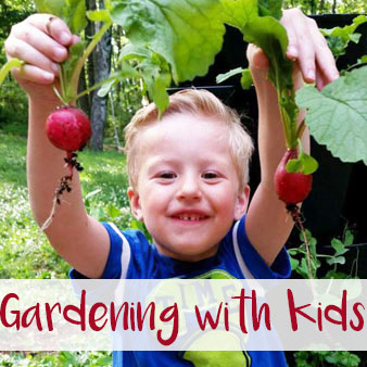 The Dos and Don'ts of Gardening with Kids