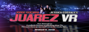 Juarez VR 3D immersive video poster
